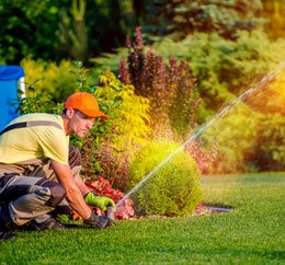 Irrigation Installation & Maintenance