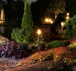 Landscape Lighting & Maintenance