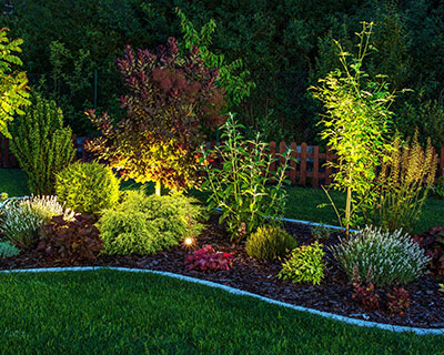 Landscape lighting installation glassboro sewell blackwood landscape lighting installation repair maintenance aloadofball Gallery